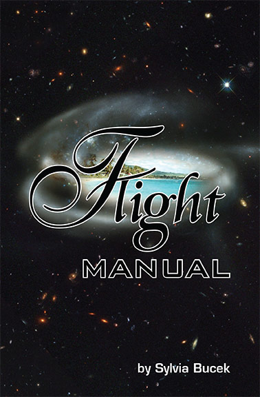 Flight Manual Book Cover by Sylvia Bucek